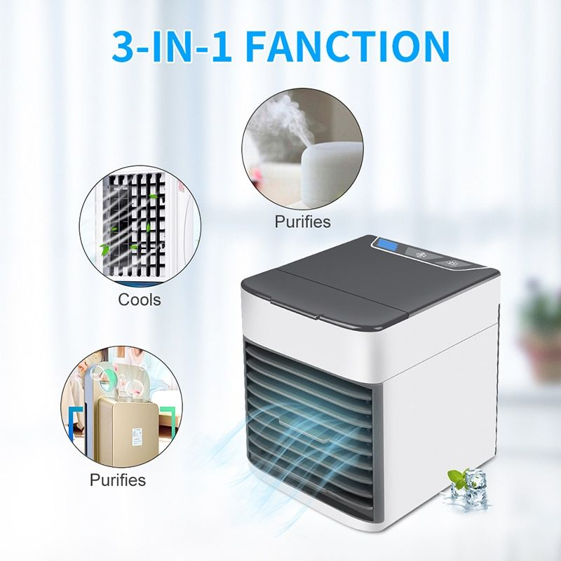 Small Portable Air Conditioner Ultra Cooler Ac Arctic Air Lively Focus Small Portable Air Conditioner Portable Cooler Air Cooler