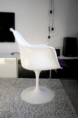 Knoll, Saarinen - Tulip armchair