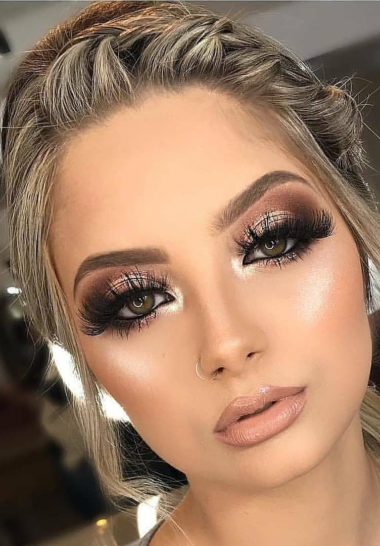 Easy and Beauty Makeup Looks, It's Glamour Ideas and