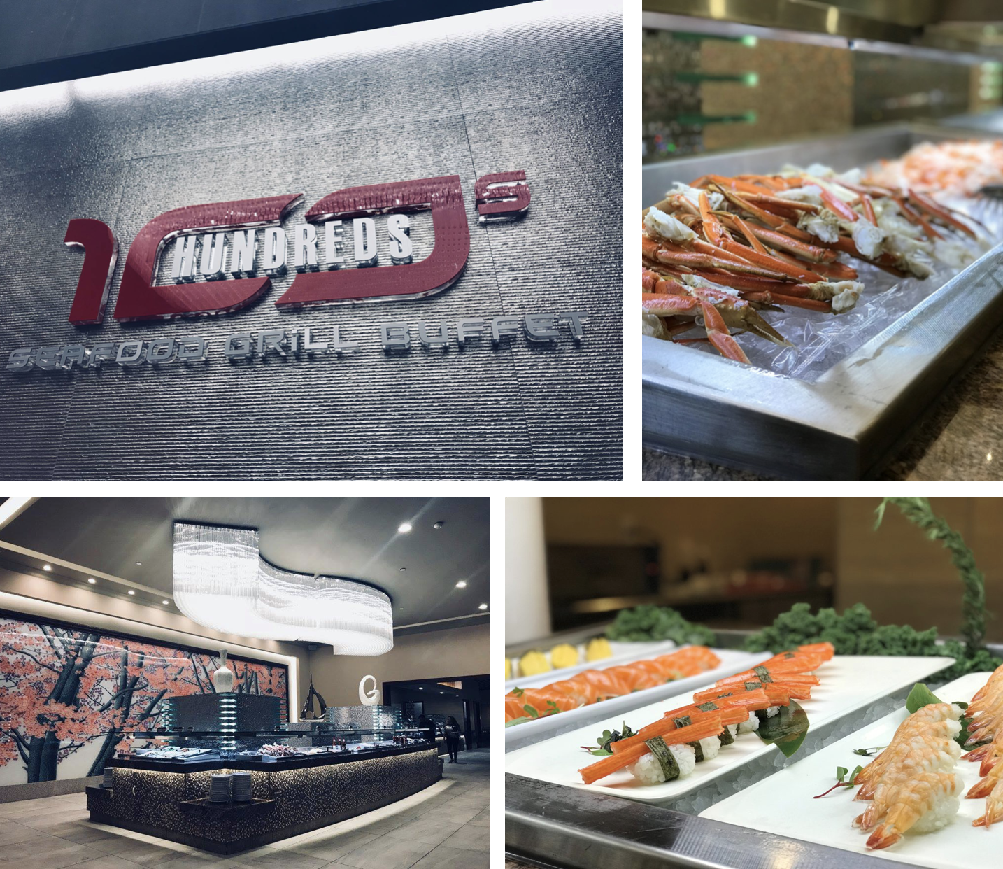 All You Can Eat Seafood Buffet Opens In Mission Valley With Images Seafood Buffet Grilled Seafood Seafood