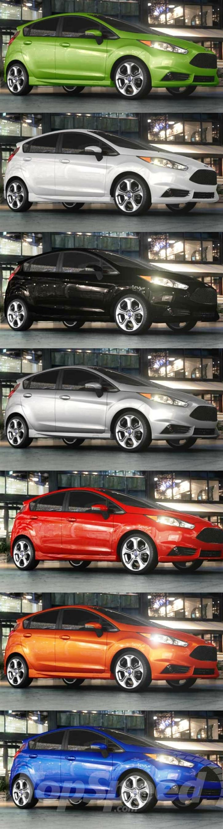2014 2015 Ford Fiesta St Pictures Photos Wallpapers And Video Ford Carros Auto