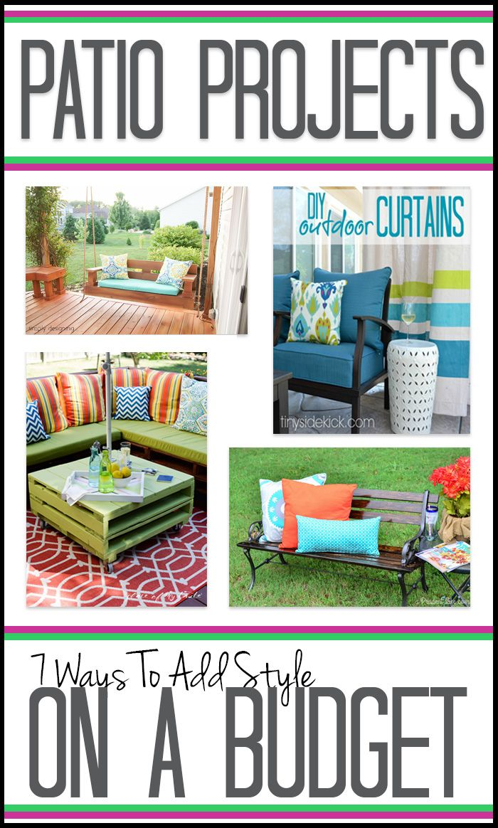 house decorating ideas on a budget.htm looking for ideas to spruce up your back patio on a budget  using  spruce up your back patio on a budget