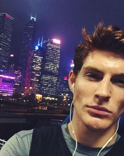 Ken Bek • Evening run in Hong Kong  so beautiful...