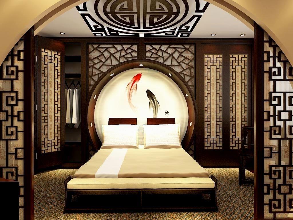 Image result for chinese interior design | Phòng ngủ, Nhà cửa, Kiến trúc
