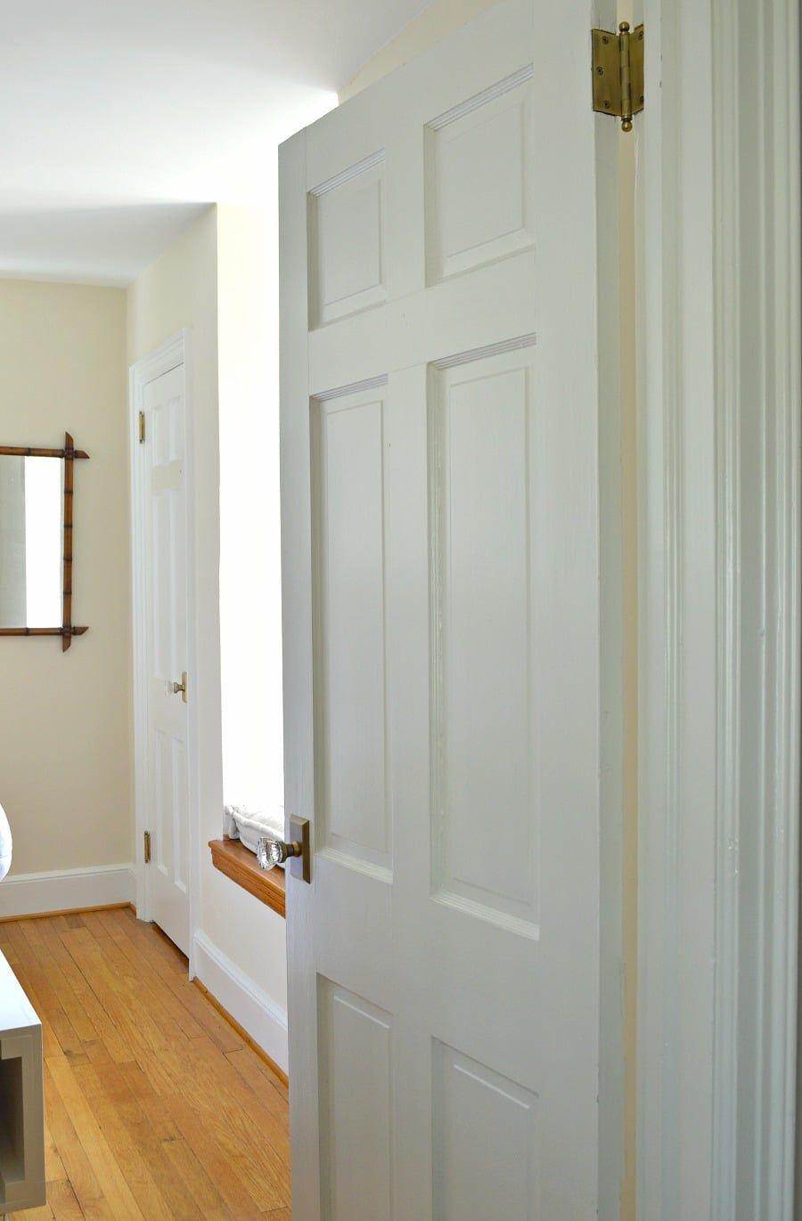 Replacing Old Door Knobs And Hinges U2013 The Best Kept Secret #door #diy  #diyproject