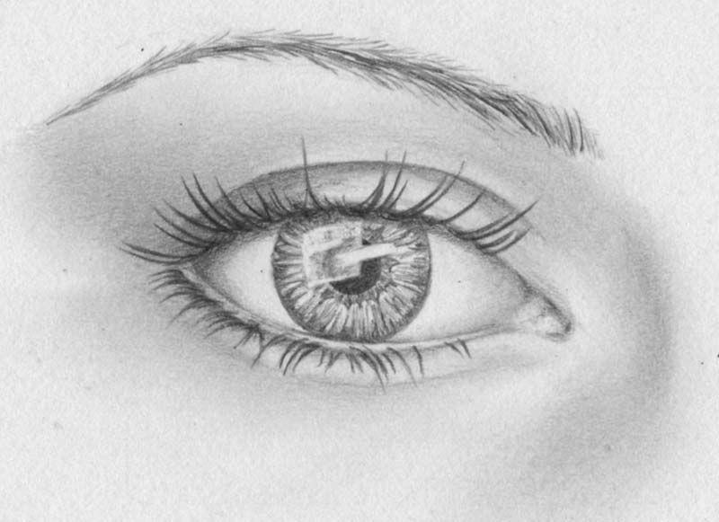 zeichnen lernen augen pupille iris tutorial zeichnen. Black Bedroom Furniture Sets. Home Design Ideas