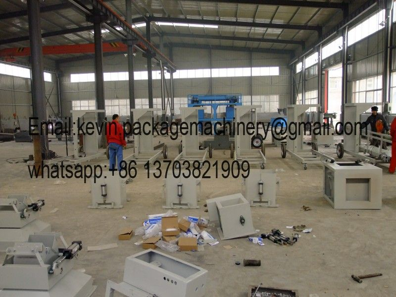 5kg 10kg 15kg 20kg Big Bag Packing Machine Rice Packaging Machine