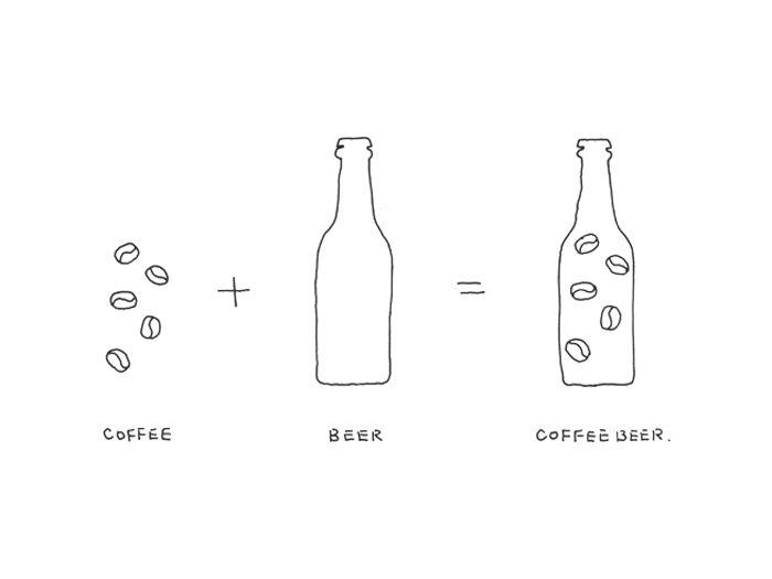 cofee beer