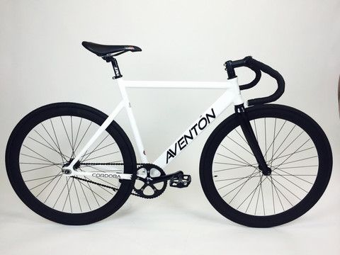 Mr Bikes Aventon Cordoba Custom Track Build By Mr Bikes Bike