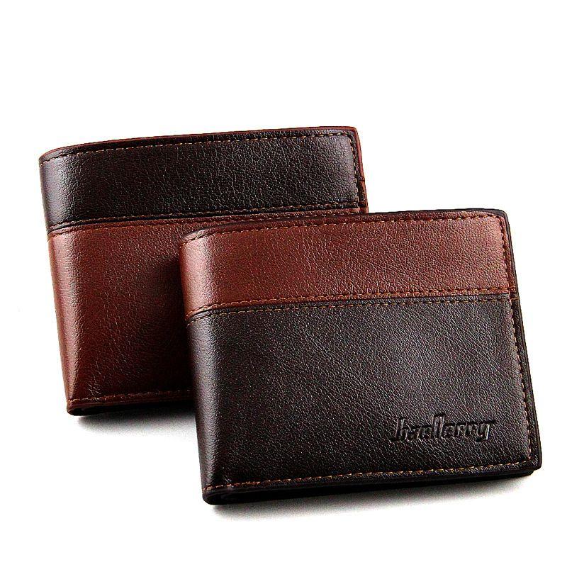100/% Real Leather Mens Long Wallet Personaltiy Designed Zip Pockets Cash Purses