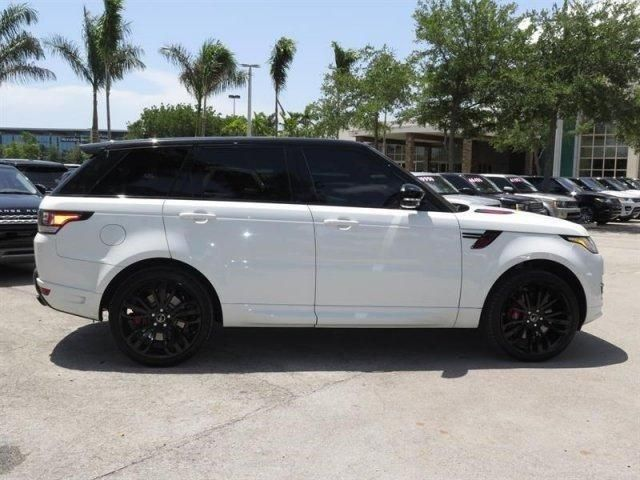 2016 Land Rover Range Sport Autobiography 94855 Cars