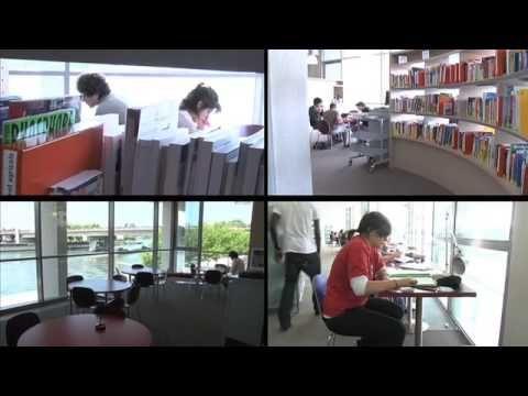 Présentation de la médiathèque Astrolabe - Melun - YouTube