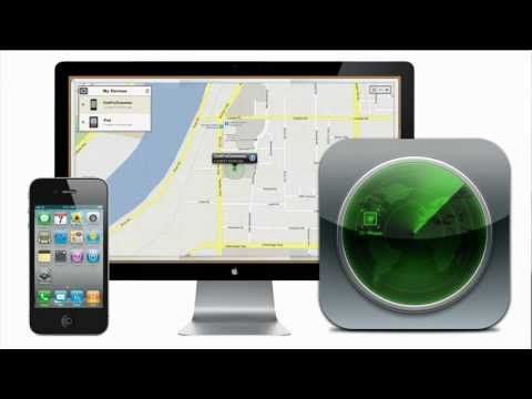 """FIND MY iPHONE"" How to locate your iPhone 4,4s using PC"