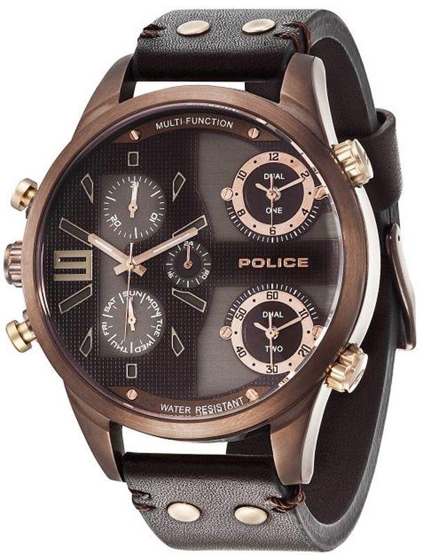 53dd43c5242d Police 14374JSBN-12 Copperhead Reloj