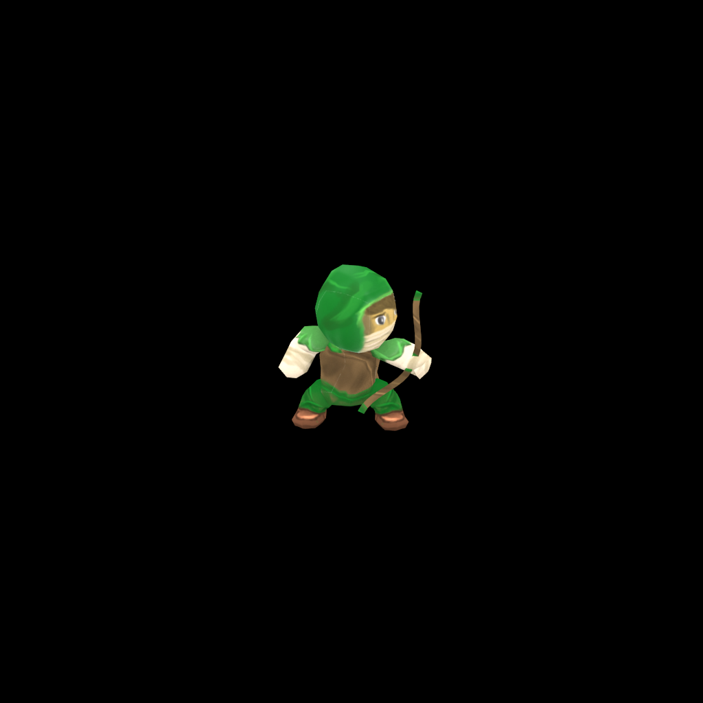 animated #game #character #2d #3d #lowpoly #assets #unity