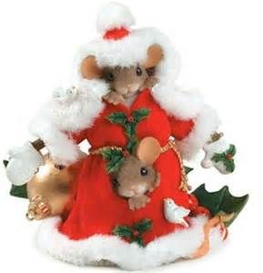 Christmas Figures Charming Tails - Yahoo Image Search Results