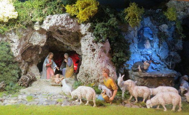 Calolzio: bellissimi presepi in mostra nella chiesa vecchia di Sala, fino al 6 di Gennaio - LeccoOnline