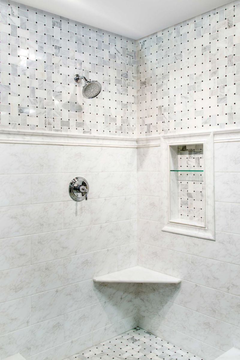 Best Inspire Bathroom Tile Pattern Ideas (60 | Tile patterns ...