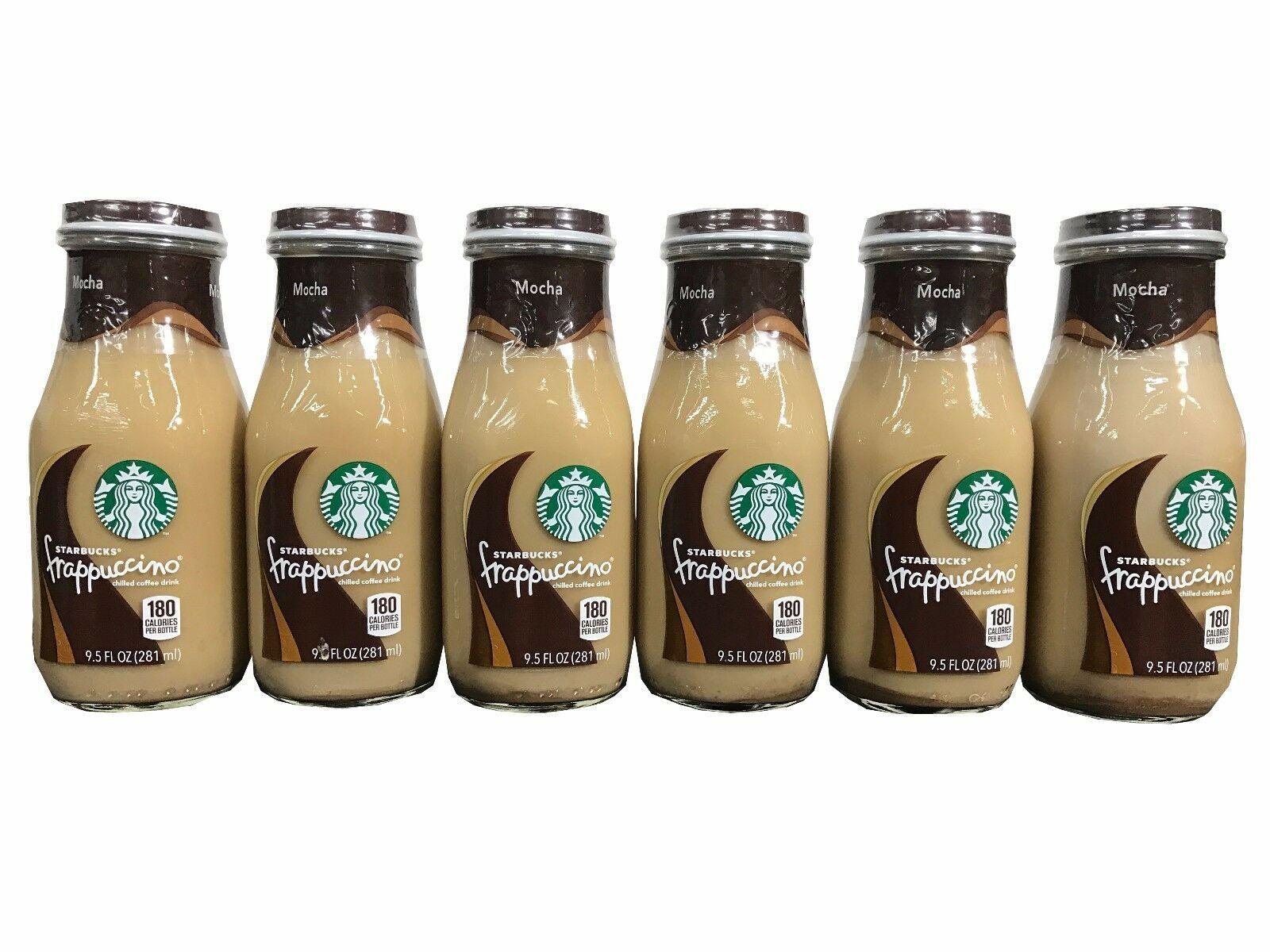 Details about Starbucks Mocha Frappuccino 9.5 fl oz