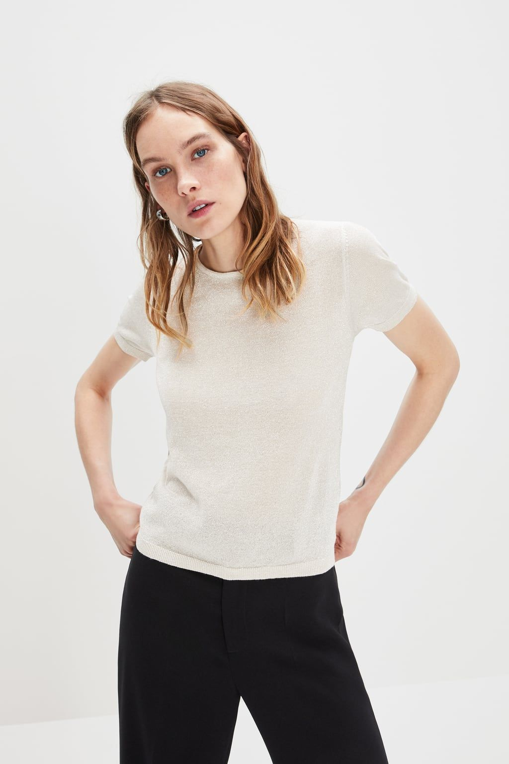 2808b12129 Women's Tops | New Collection Online | ZARA South Africa | 2019 ...