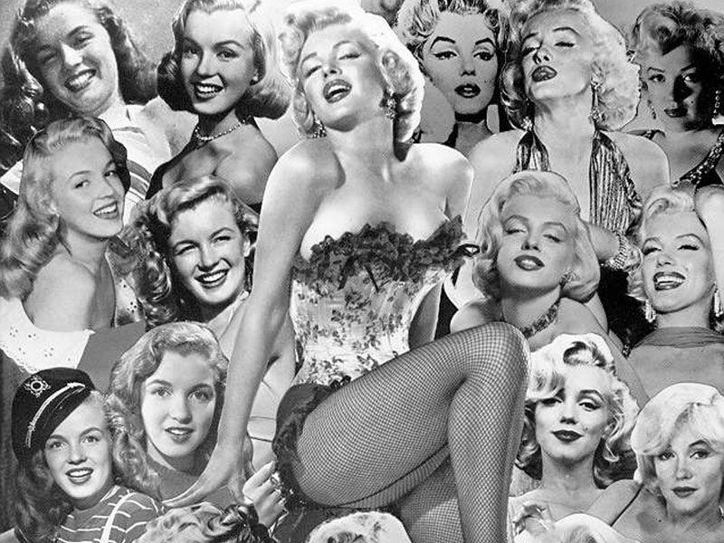 Los Mejores Fondos De Pantalla Marilyn Fondos Escritorio Marilyn