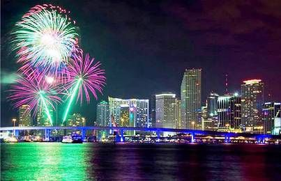 New Year S Eve In Miami New Years Eve Miami Miami Holiday New Years Eve Images