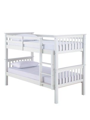 Novara Solid Pine Bunk Bed, http://www.very.co.