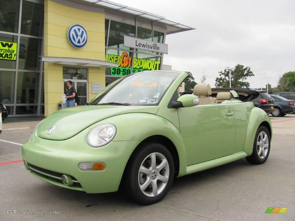 Cyber Green Metallic Volkswagen New Beetle Volkswagen New Beetle Car Volkswagen Dream Cars