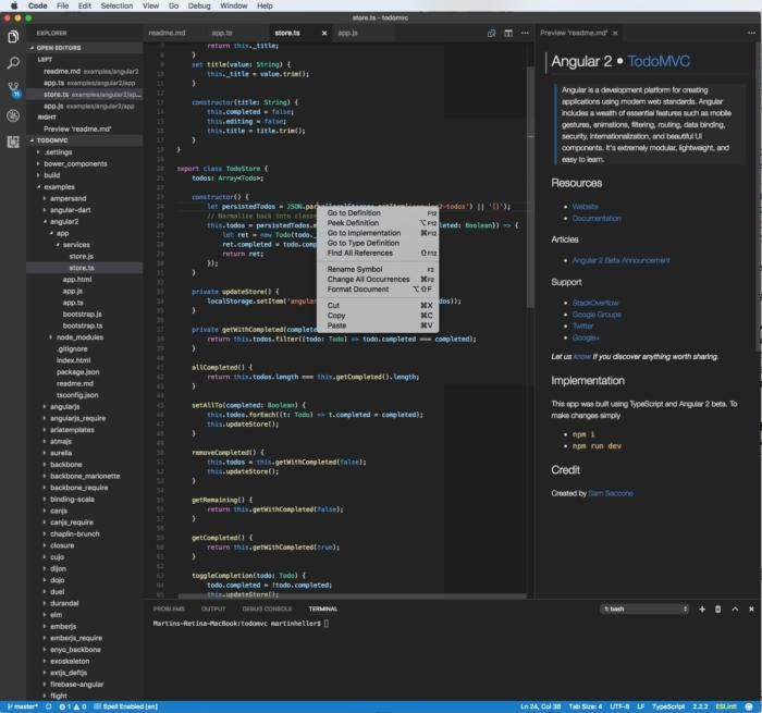Review: The 10 best JavaScript editors | Software