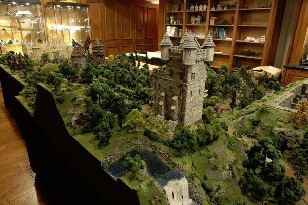 This Diorama Is The Stuff Of D&D Dreams