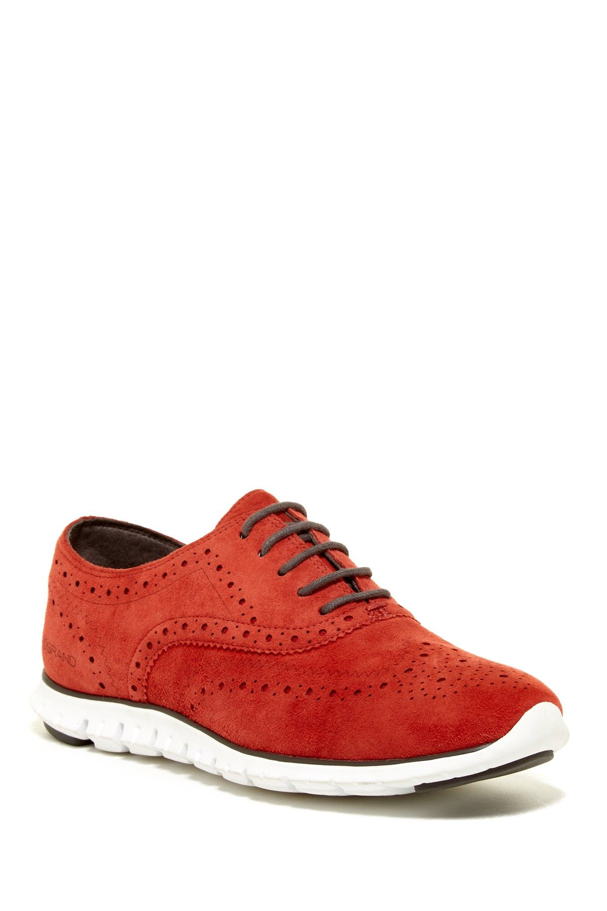 ZeroGrand Perforated Wingtip