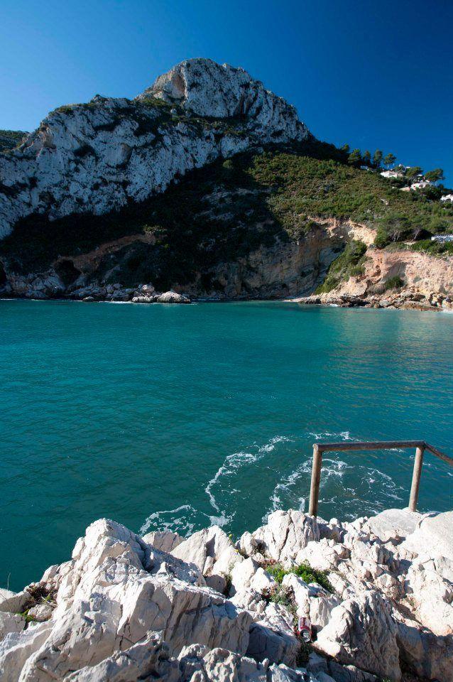 Cala De La Granadella Javea Costablanca Spanje Vakantiebestemmingen Vakantie