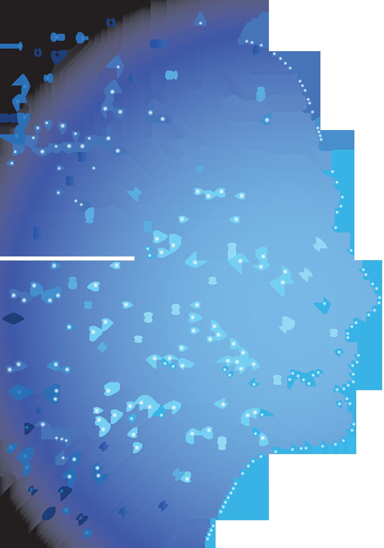 Face Circuit Board Vector Png 1051 1500 Illyustrator Uroki Piktogramma Illyustrator