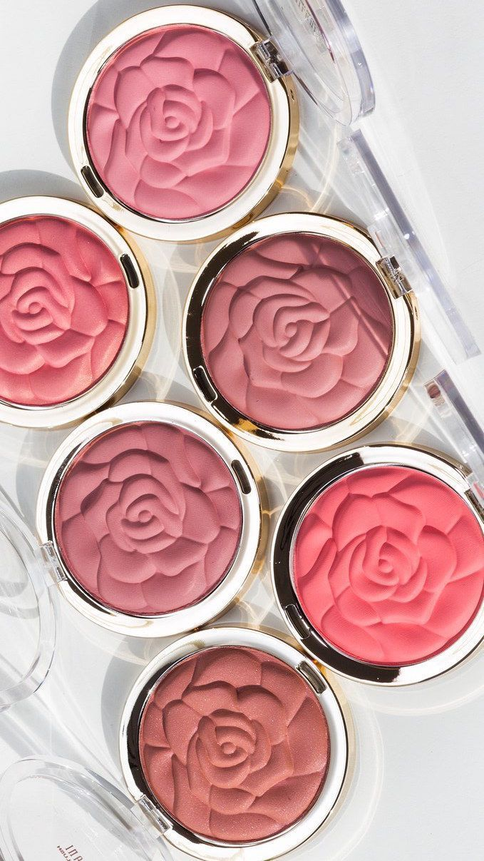 Photo of The Prettiest Blush on Pinterest Is Made With Rose Petals
