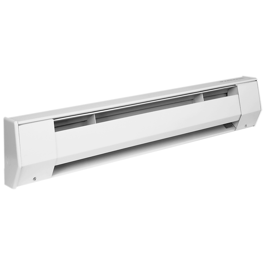 Buy Cheap King Electric K Series 120 Volt Electric Baseboard Heater 1000 Watt White 4k1210bw Buyairt Baseboard Heater Electric Baseboard Heaters Baseboards