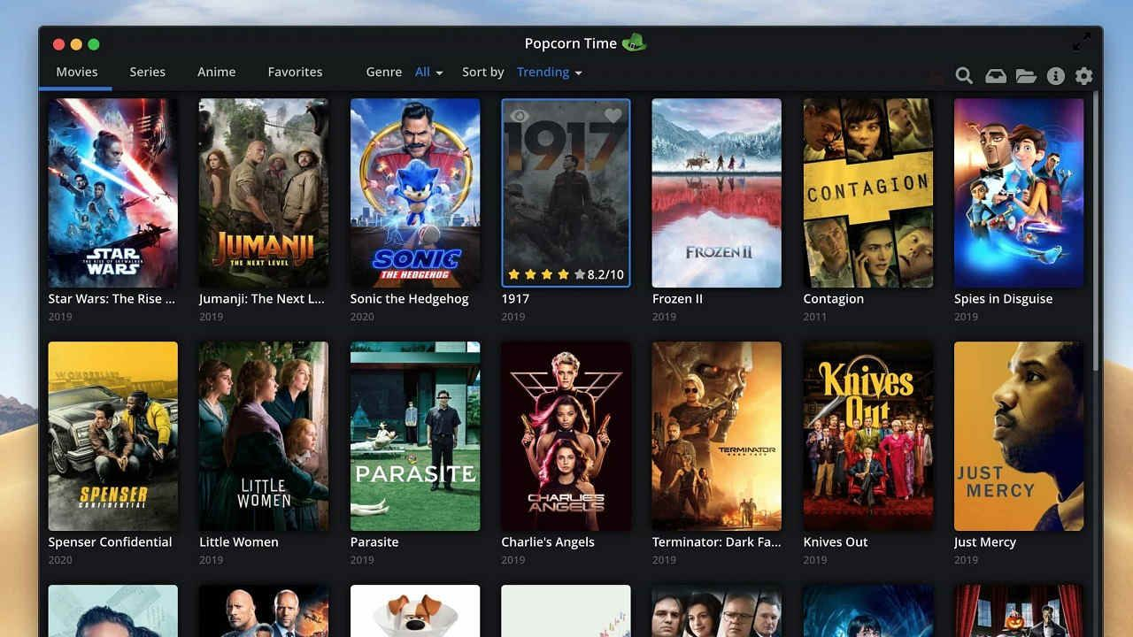 Notorious Streaming App Popcorn Time Is Back Popcorn Times Streaming Movies Streaming