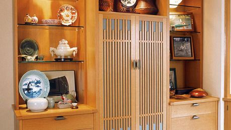 Extraordinary Built-ins - FineWoodworking