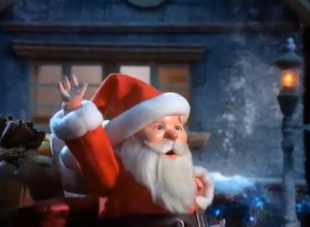 NORAD Releases Santa Tracker App For Windows 8 Santa