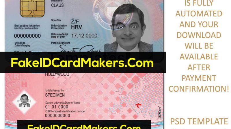 Passport Template Id Card Template Card Template Passport Template