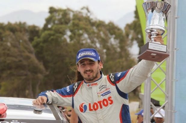 #Kubica clinches #WRC2 title Former #F1 racer #RobertKubica successfully secured the WRC2 title on Rally de Espana this weekend after taking his fifth WRC2 class win of the season.