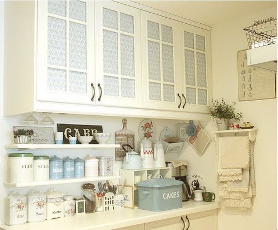 Shabby chic kitchen items tags shabby chic kitchen for Mensole shabby ikea