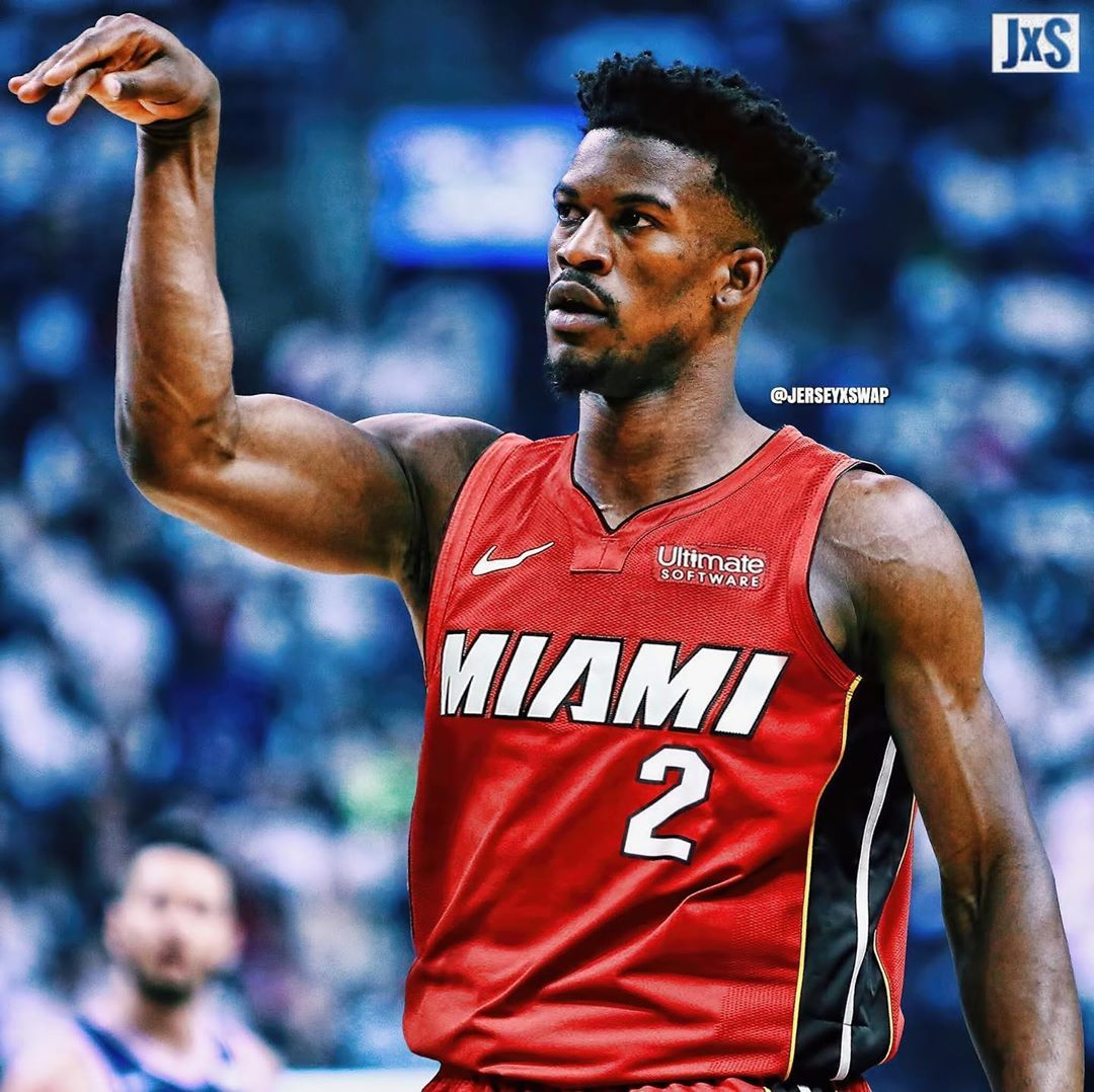 Jersey Swaps 35 3k On Instagram Breaking The Miami Heat Are Finalizing A Trade With The Philadelphia 76ers For Jimmy Miami Heat Philadelphia 76ers Jersey
