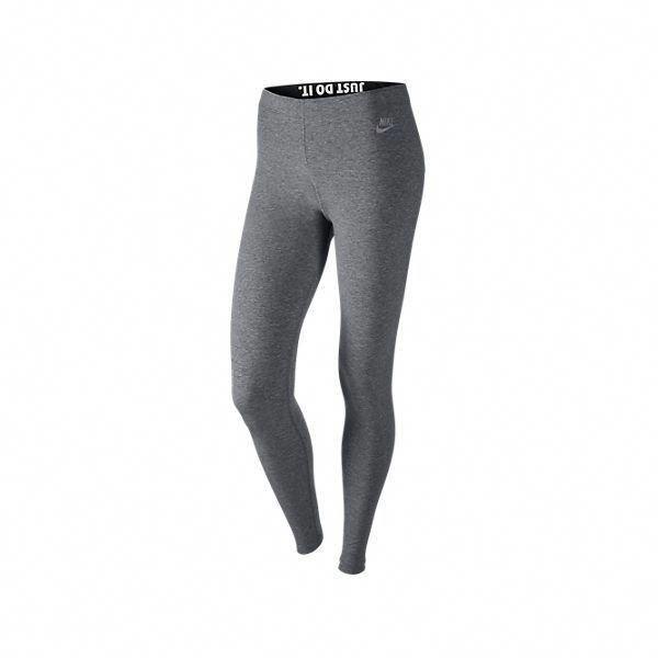 830f8b4ea11cd Nike Womens Leg-A-See Just Do It Metal Leggings, Grey (63 AUD ...