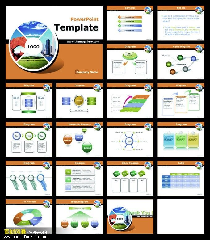 Travel company PPT work plan PPT template download #PPT# travel - work plan
