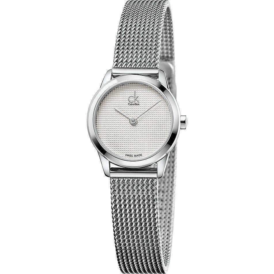 Calvin Klein Damenuhr Minimal Damenuhren Calvin Klein Uhr Uhren