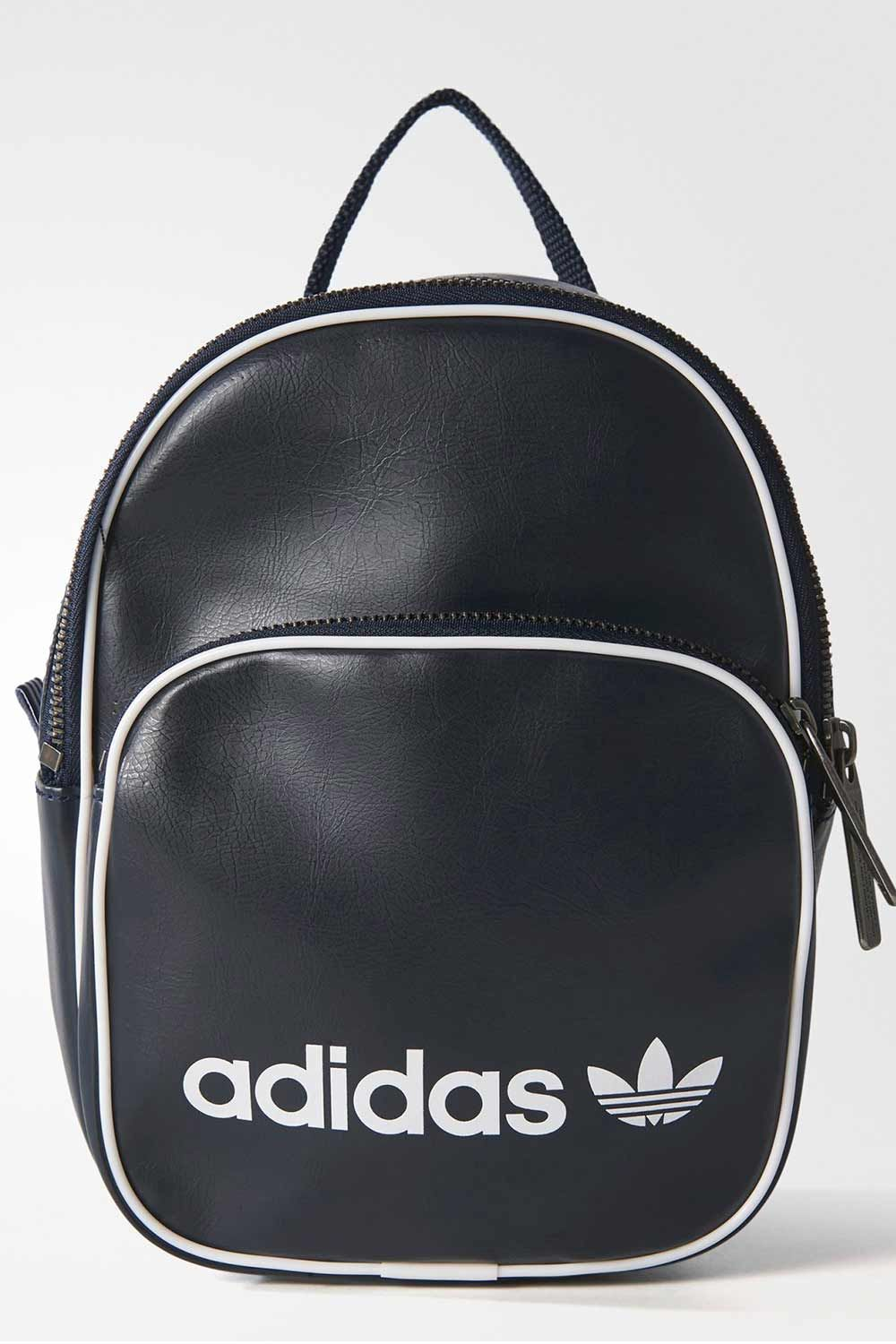 17c7420ed MOCHILA ADIDAS ORIGINALS BP CLASS X MINI PRETO - BabadoTop ...