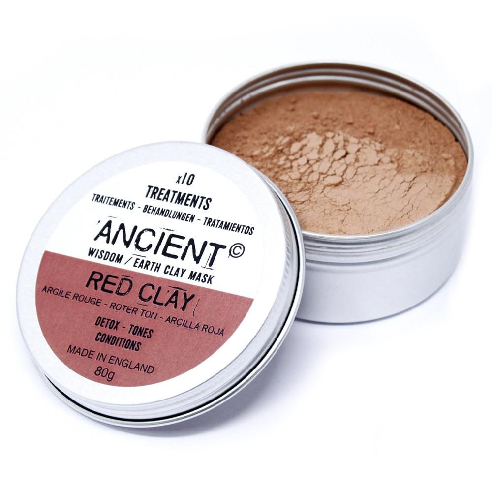 Photo of Red Clay Face Mask 80g