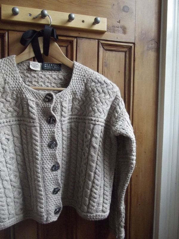 Aran sweater | Seasons Beauty | Pinterest | Tejido