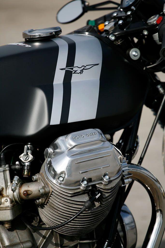 More Guzzi engine 76   Officine Rossopuro