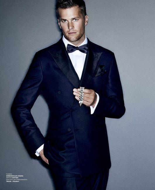 Shiny, but I like it. | The Good Stuff | Pinterest | Blue tuxedos ...